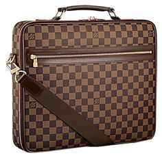 Louis Vuitton Computer Case Sabana Laptop Bag. Carry your laptop in style! The Louis Vuitton Computer Case Sabana Laptop Bag is a top 10 member favorite on Tradesy. Save on yours before they're sold out!