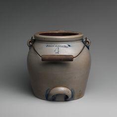 Batter jug | American | The Met