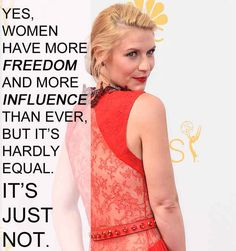 Claire Danes | 17 Celebrities Who Have The Right Idea About Feminism