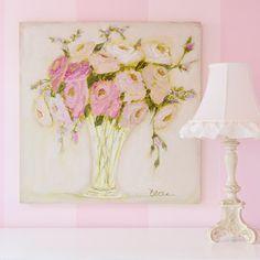 Susan Brown Fine Art Spring Flowers Layla Grayce Exclusive @LaylaGrayce