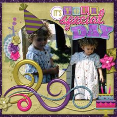 Pictures of my daughter's birthday party.  Kit used: Meg Scott's Party All The Time bundle available at http://withlovestudio.net/shop/index.php?main_page=product_info&cPath=27_103&products_id=5892#.VeTnTJc8aig