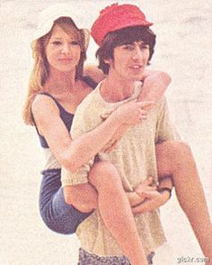 Pattie Boyd, George Harrison, The Beatles Photo:  This Photo was uploaded by beatleluver. Find other Pattie Boyd, George Harrison, The Beatles pictures a...