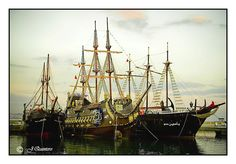 barcos antiguos y modernos - Buscar con Google