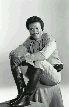Star Wars: Return of the Jedi - Lando Calrissian played by Billy Dee Williams Saga, Star Wars I, Billy Dee Williams, Lando Calrissian, Star Wars Pictures, Episode Iv, Original Trilogy, Actrices Hollywood, The Force Is Strong