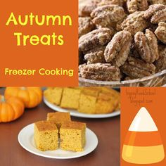 Gypsy Road: Freezer Cooking : Autumn Treats