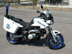 Aprilia Pegaso 650 Strada   Greek Police