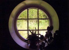 Creative Round Windows For The House Design Ideas   Home Design Gallery