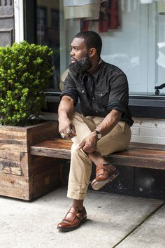 17 Reasons Why The Bearded And Black Tumblr Page Is Totally Awesome (PHOTOS)