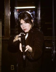 Carrie Fisher preparing for her role as Princess Leia #starwars #carriefisher