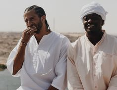 Colin Kaepernick vacationing in Egypt with Marquise Goodwin