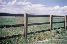 Best Round Post Fence With Wrapped Wire Fencing Garden Ideas 400 x 300