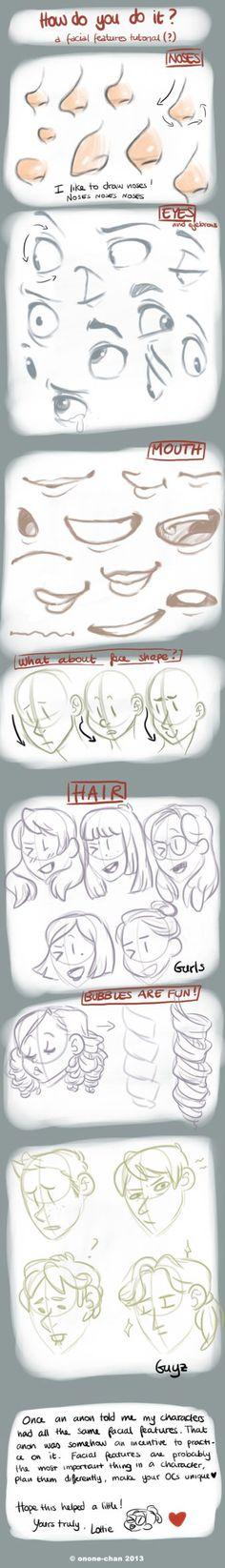 Dibuja un rostro