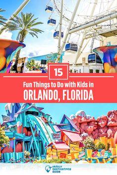 Visit Orlando, Orlando Travel, Orlando Vacation, Florida Vacation, Florida Travel, Orlando Florida, Travel Usa, Orlando Activities, Family Activities