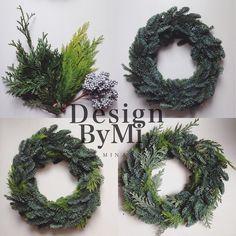 #wreath #christmaswreath #wreathmaking #christmascrafts #diy #design
