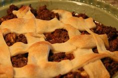 Mix and Match Mama: Dinner Tonight: Crescent Roll Caserole for 2 (or 4...or 6...or 8...)