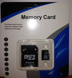 32GB Micro SD Memory Card SDXC SDHC TF Flash Class 10 For Android Camera Phone #UnbrandedGeneric