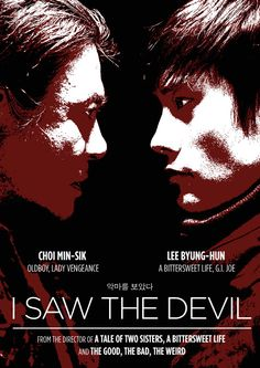 I Saw the Devil (Akmareul Boatda)   -Korean-