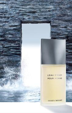 L'EAU D'ISSEY POUR HOMME : Découvrez le parfum