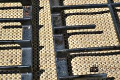 How to clean your cast iron stove grates/burners… without scrubbing!