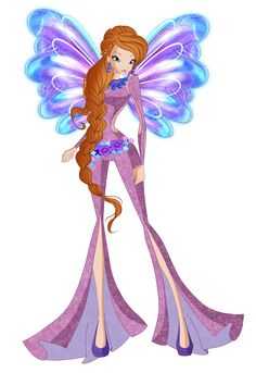 Explore the Winx Club collection - the favourite images chosen by Huntermoon on DeviantArt. Twilight Equestria Girl, Las Winx, Bloom Winx Club, Fire Dragon, Son Luna, Club Style, Small Flowers, Magical Girl, Cartoon Styles