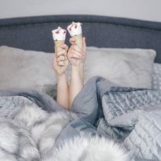 Currently living the dream 🍦🍦 Happy National Ice Cream for Breakfast day! What is your favorite flavour of ice cream? Ice Cream For Breakfast, Ice Cream Flavors, Vogue, Happy, Beauty, Ser Feliz, Beauty Illustration, En Vogue, Being Happy