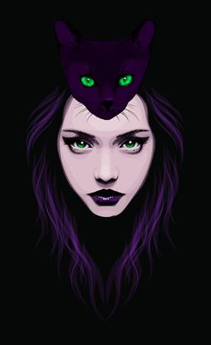 Witch Multimedia by Electra Sinclair, via Behance