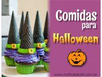 Comida para Halloween – ideias fáceis e criativas para fazer em casa
