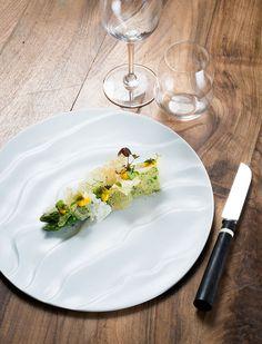 L'assiette de David Toutain © Jérôme Galland