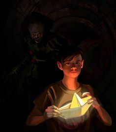 Turn up the brightness to see stars Scary Movies, Horror Movies, Good Movies, It Movie Cast, It Cast, Bill Skarsgard Pennywise, Spirit Fanfics, Steven King, It The Clown Movie