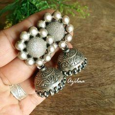 Ethnic sterling silver artisan handmade