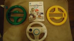 Mario Kart Cart Wii (2008) + 3 Wheels Nintendo Best Game