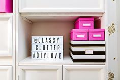 The Classy Clutter Craft Studio Reveal