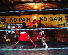 No pain, No gain.  Photo by Nana Kofi Acquah @africashowboy (Copyright: 2015).