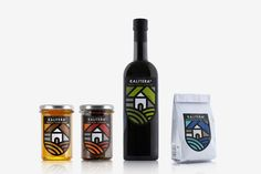 Kalitera Premium Products on Packaging of the World - Creative Package Design Gallery