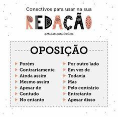 Build Your Brazilian Portuguese Vocabulary Mental Map, Portuguese Language, Learn Portuguese, Study Planner, College Organization, Exam Study, Learn A New Language, Study Hard, Study Inspiration