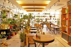 【まったり癒しデート】花や緑が素敵なおしゃれボタニカルカフェ4選|レッツエンジョイ東京