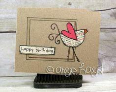 Angie Hagist design stamps are Purple Onion Designs