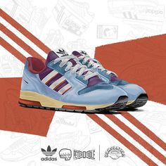 new product b49ef b0ddd Quote x Peter OToole x Adidas Consortium ZX420 QUOTOOLE