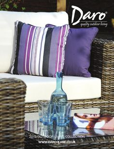 Daro Outdoor Living Collection 2015