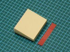 簡単な豆本ノートの作り方