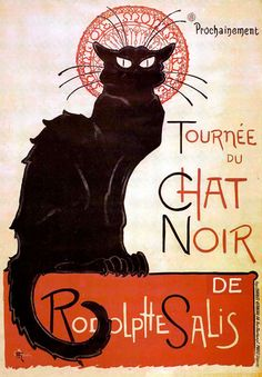 this poster by Toulouse-Lautrec has intrigued me since I was an art student in high school
