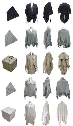 """2009 S/S COLLECTION """"○△□"""""""