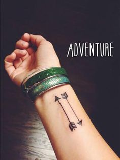 27 Wrist Tattoos For People Who LIVE To Travel | YourTango