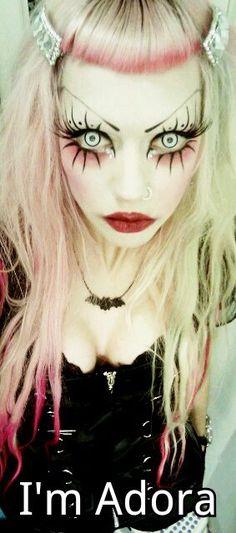 Adora BatBrat Dollfile Goth