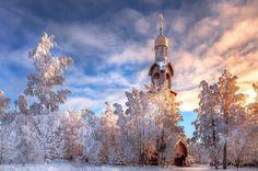 Поселок Токсово, Ленинградская область