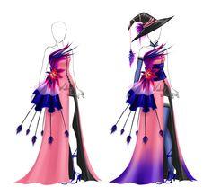 Outfit design - 66 - closed by LotusLumino.deviantart.com on @deviantART
