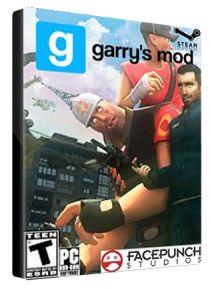 Garry's Mod STEAM CD-KEY GLOBAL - Buy cheap - G2A.COM
