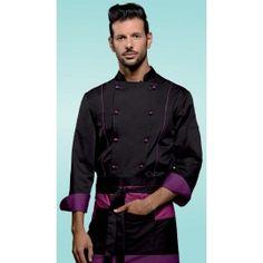 Chaqueta de Chef de cocina Combi - MONZA