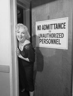 "Marilyn records the part of a murderer on the NBC Radio Show ""Statement in Full"" for the Hollywood Star Playhouse, August 21st 1952."