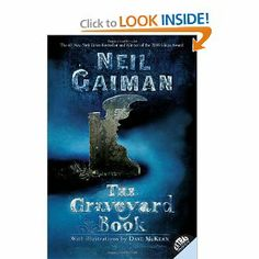 The Graveyard Book by Neil Gaiman - one of the best books I've read in a long time.  Charming and creepy at the same time.  Couldn't put it down!